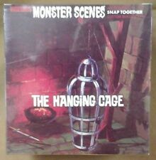 Moebius Monster Scenes Hanging Cage plastic snap model kit Sealed # 637