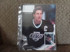 BECKETT HOCKEY MAGAZINE #1 SEPT/OCT 1990 WAYNE GRETZKY LOS ANGELES KINGS NHL