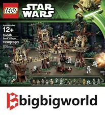 LEGO 10236 Star Wars Ewok Village BRAND NEW SEALED BOX
