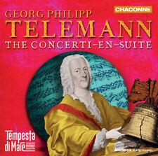 Telemann - Concerti-En-Suite [New CD]