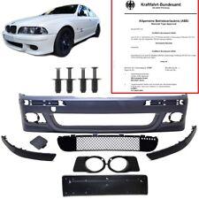 BMW E39 Limousine Touring Stoßstange Komplett 95-03 +GITTER für M5 M-Paket Fhzg.