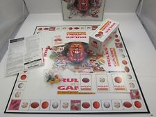 1995 RULES OF THE GAME Sports Trivia Game : Open Box with Sealed cards and piece