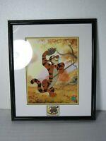 """Walt Disney Art Classics """"Tiggerific!"""" Sericel (Limited Run 1 of 2500) [LW]"""