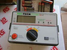 ISOTECH KT45 Loop Impedance Tester 300V ±2% CAT III 300V IPT2300 J1 7127032