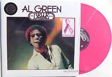 AL GREEN LP The Belle Album Heavyweight PINK VINYL Special Edn Breast Cancer LTD