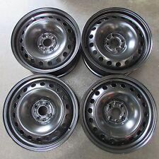 """Set 4 cerchi in ferro Alfa Romeo Mito 16"""" 7J ET39 fori 4x98 (6797 51-3-A-4)"""