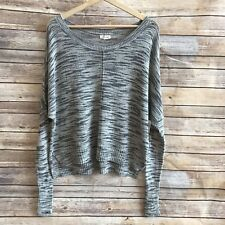 URBAN OUTFITTERS SILENCE + NOISE PULLOVER SWEATER W/ DOLMAN SLEEVES SIZE SMALL