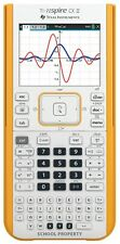 Texas Instruments TI-Nspire CX II Graphing Calculator - Yellow Edition