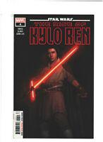Star Wars The Rise of Kylo Ren #4 VF/NM 9.0 Marvel Comics 2020 1st Print