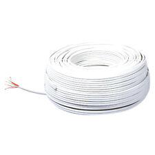 MX 200 Mtrs Cctv Camera Dvr Cable Wire 3+1 Core For Ahd, Hdcvi , Hdtvi - MX HD-3