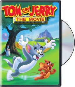 Tom and Jerry: The Movie [New DVD] Full Frame, Repackaged, Subtitled,