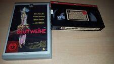 BLUTWEIHE - Die Nacht wenn neues Blut fließt....RCA Columbia - VHS - ab 18