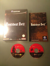 Resident Evil Gamecube Game Cube PAL