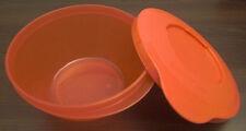 Tupperware Klick und Stapel Dose Schüssel Behälter mit Deckel 425 ml Rot Neu OVP