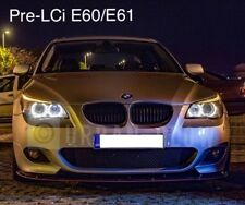 BMW 5 SERIES PRE-LCi E60 E61 LED XENON ICE WHITE ANGEL EYE HALO RING BULBS