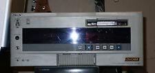 MAGNETOSCOPE / LECTEUR  BROADCAST SONY DSR60 P DV / DVCAM