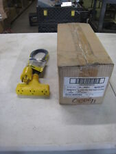 New Case Of 6 Voltec 04-00091 2 ft. Power Block With Lighted End Yellow