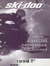 1999 Ski-Doo Snowmobile Mx Z 440 Parts & Accessories Manual (274)