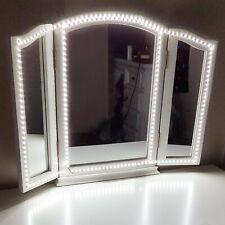 LED Kosmetikspiegel Licht Kit Einstellbar für Make-up-Schminktisch Vanity Lampe