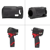 m12 fuel stubby impact wrench protective boot (boot-only) | milwaukee new driver