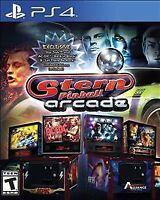 Stern Pinball Arcade (Sony PlayStation 4, 2016)