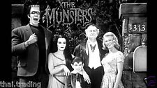 "The Munsters Horror Frankenstein Movie Photo Fridge Magnet 2""x 3"" Collectibles"