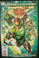 GREEN LANTERN / SINESTRO Corps: Secret Files #1 (2008 DC Comics) ~ VF/NM Book