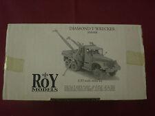 Diamond T Wrecker T 969 B - SCALA 1:35 Roy Models