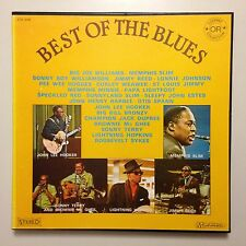 COFFRET 3 DISQUES 33T OR COLLECTION BEST OF THE BLUES