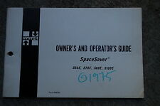 Hyster Spacesaver S60e S70e S80e S100e Forklift Operator Manual Operation Owner