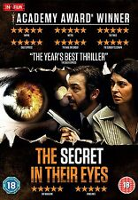 THE SECRET IN THEIR EYES    DVD       BRAND NEW & SEALED