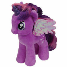 Ty My Little Pony Twilight Sparkle 8in Plush Beanie Baby