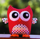 PATTERN - Oliver Hoot - cute softie toy owl PATTERN - Melly & Me