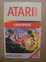 Centipede #1 Dynamite 2017 Series Atari 2600 Variant 9.4 Near Mint