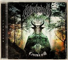 Witchskull ‎– Coven's Will CD (2018) Stoner Rock/Doom Metal Armoured Angel