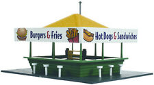Atlas 715  - Refreshment Stand Kit H0/00 Gauge - Tracked 48 Post