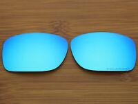 Ice Blue Polarized Lenses for-Oakley Turbine XS (Youth Fit) Sunglass OJ9003