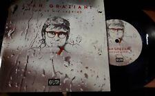 """IVAN GRAZIANI - CON LE MIE LACRIME (Rolling Stones) - 7"""" 45 giri Numerato LTD."""