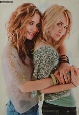 OLSEN TWINS - A3 Poster (ca. 42 x 28 cm) - Ashley Mary-Kate Clippings Sammlung