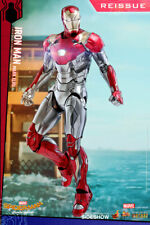 Hot Toys Movie Masterpiece Homecoming Iron Man Mark XLVII Figure NEW Figurine