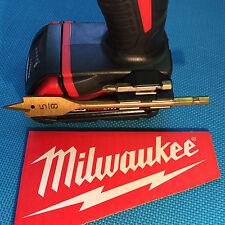 MILWAUKEE M18  DUAL BIT HOLDER CLIP DRILL & IMPACT 43-72-0550