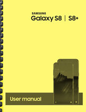 Samsung Galaxy S8 S8+ T-Mobile OWNER'S USER MANUAL