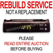 03 04 05 06 07 08 Toyota Corolla Clock REBUILD REPAIR