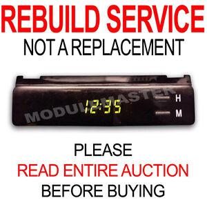 Rebuild Repair for 03 04 05 06 07 08 Toyota Corolla Digital Clock