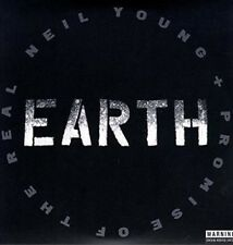 Earth [LP] by Neil young And The Promise of the Real (3LP Vinyl, Jun-2016)
