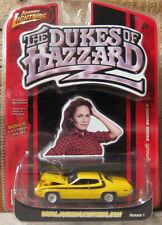 1:64 Johnny Lightning Dukes of Hazzard Daisy's Roadrunner