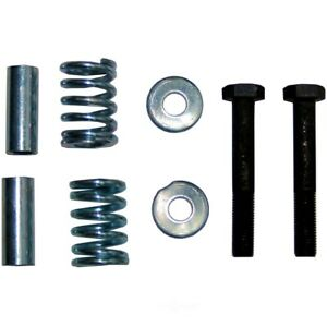 Exhaust Bolt and Spring-Replacement Exhaust Bolt/nut and Spring Kit Bosal