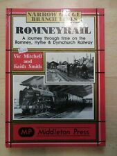 More details for middleton press book, narrow gauge branch line, romneyrail  - mitchell & smith