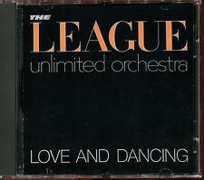 THE LEAGUE UNLIMITED ORCHESTRA - LOVE AND DANCING - CD ALBUM [2920]