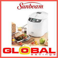 NEW SUNBEAM BM2500 BAKEHOUSE® COMPACT BREAD MAKER   PICKUP AVAILABLE  2YRS WTY